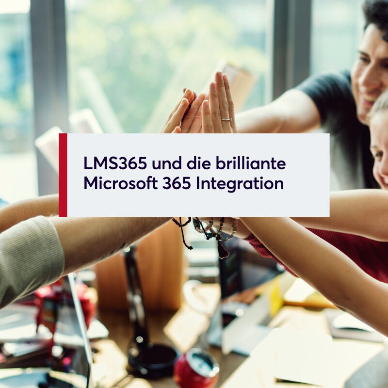 LMS365 brilliante Integration