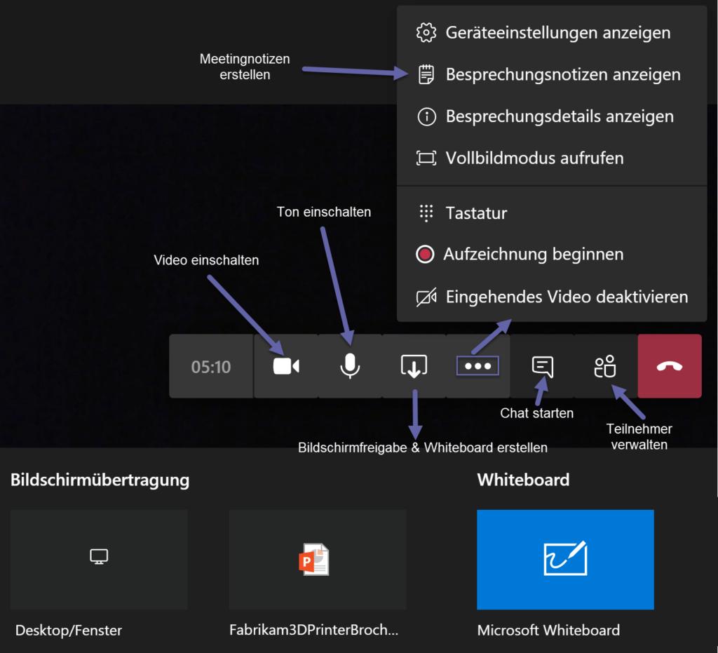 Meetings-Funktionen-Microsoft-Teams-innobit