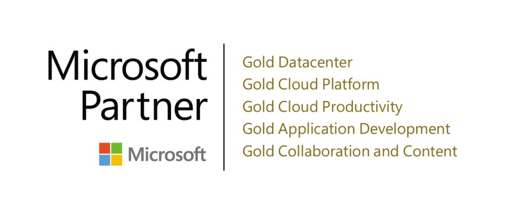 Microsoft Partnerlogo 2019