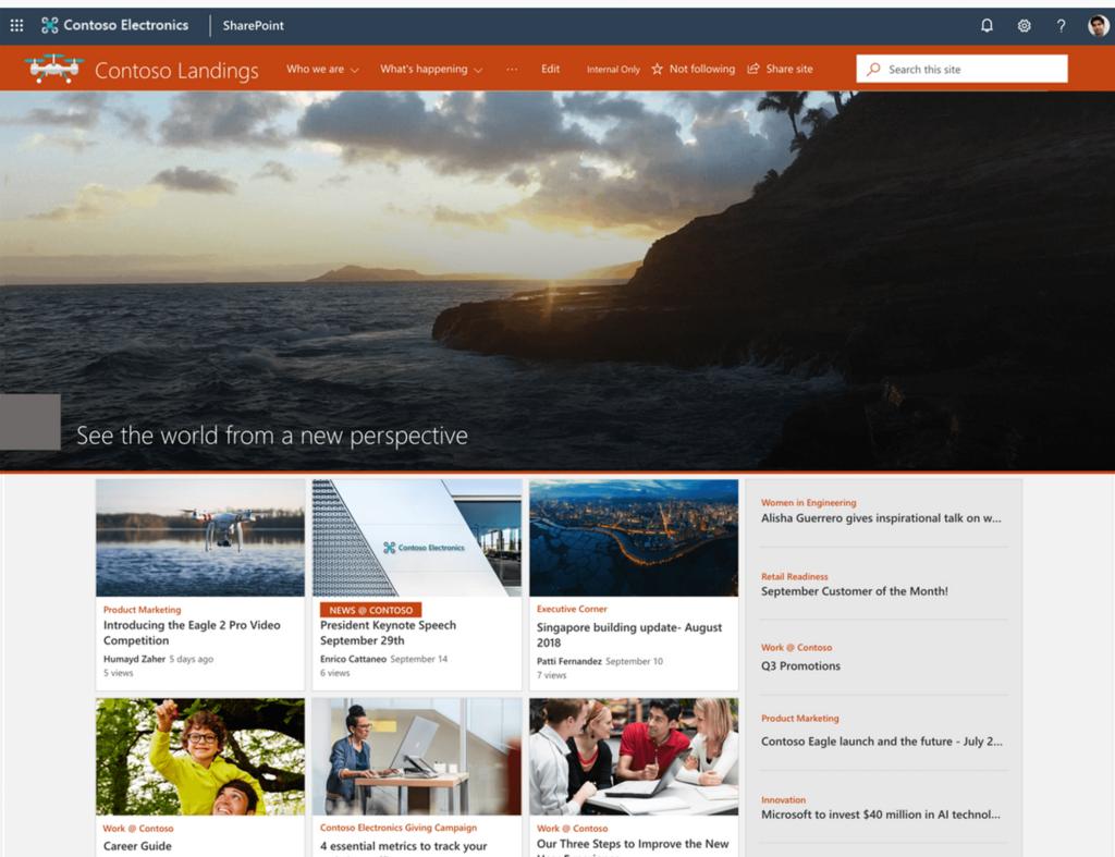 SharePoint-Intranet innobit