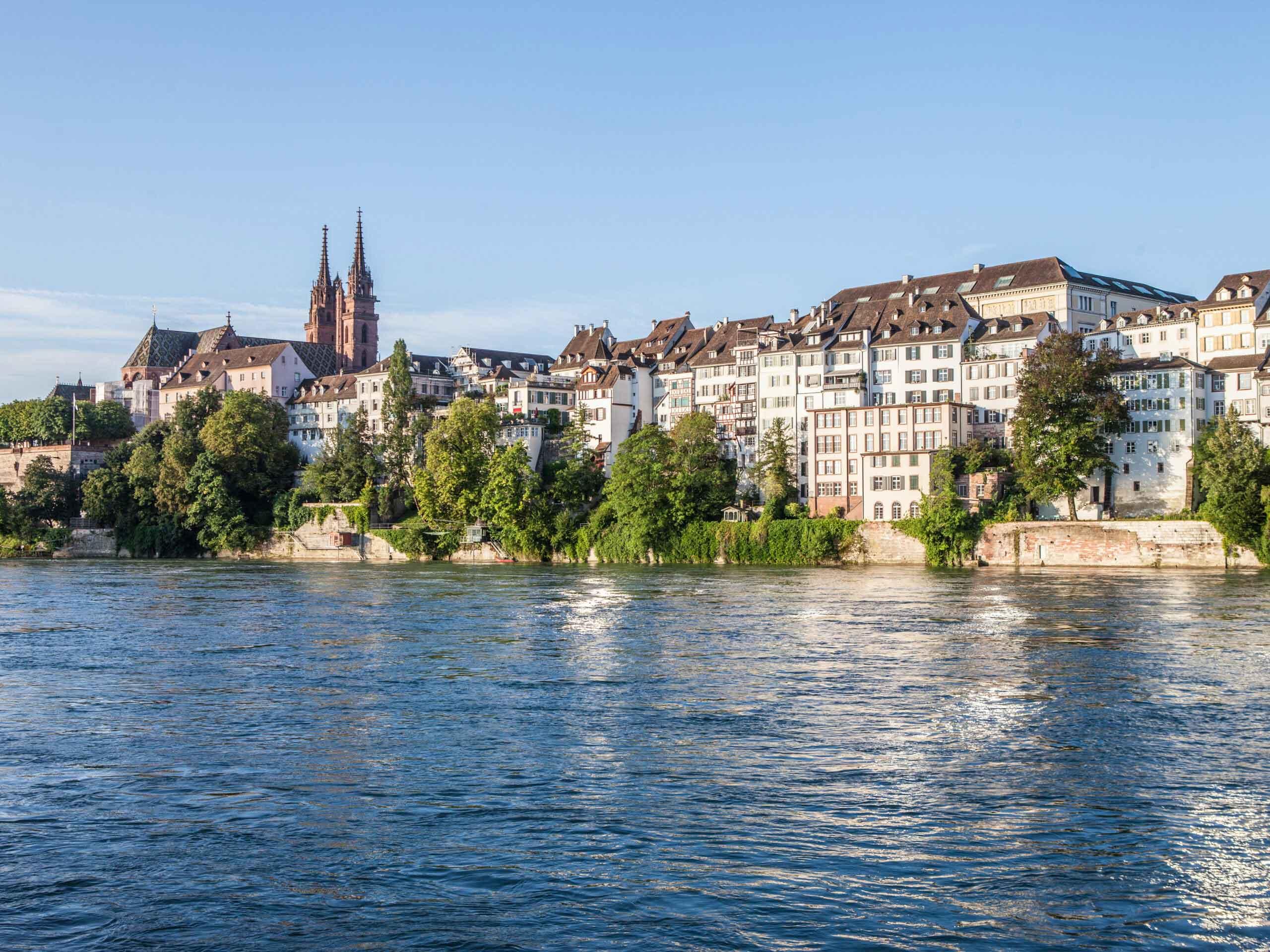 Digitale Transformation in Basel - innobit ag