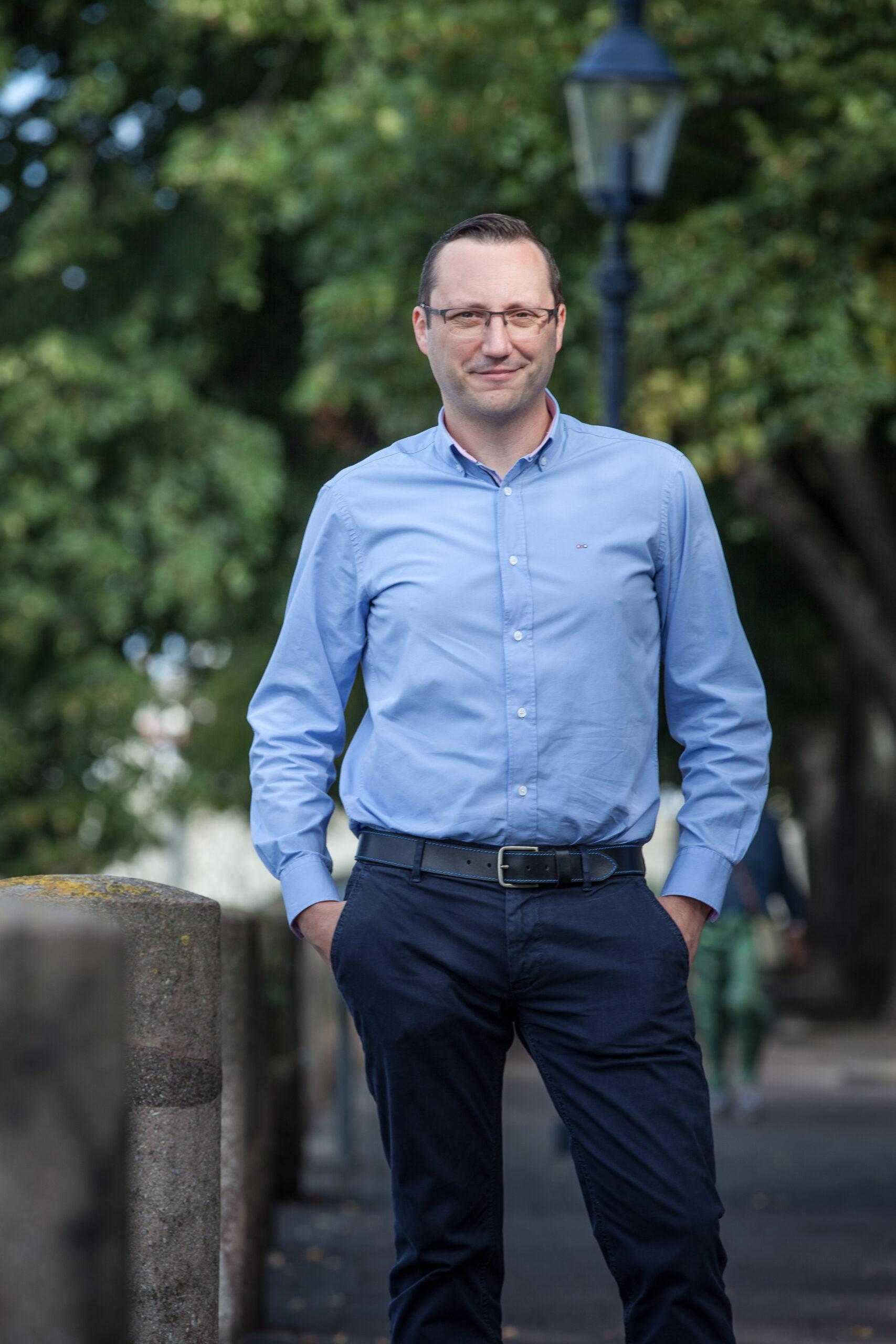 Mathieu Gugenberger - innobit ag