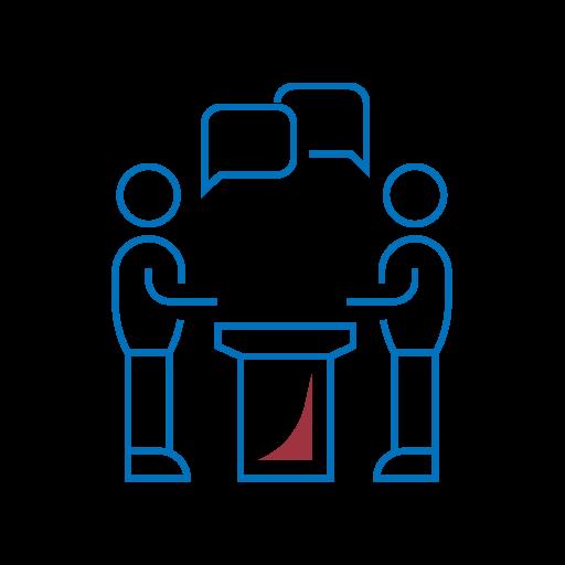 Kundenkontakt - Firstline Workers